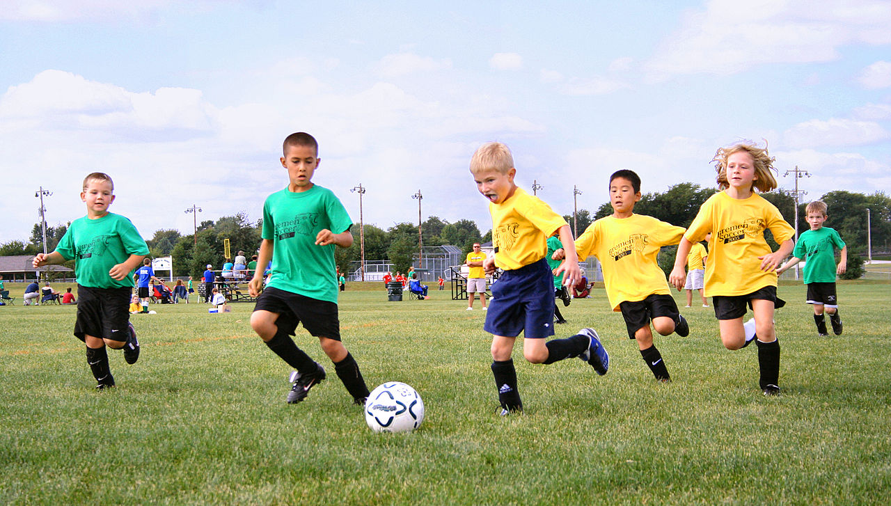 FC Cincinnati Gives Back To Youth Soccer