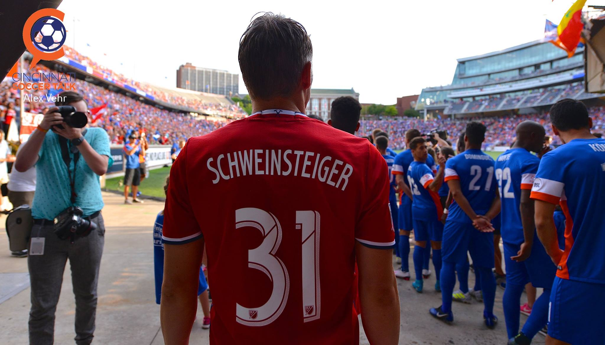 ed40c31e2 FC Cincinnati fans can see the stars at Nippert in 2019 - Cincinnati ...