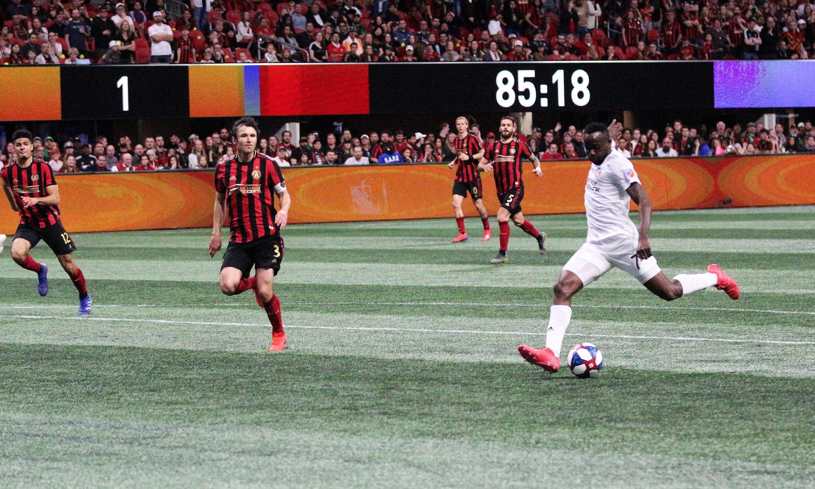 ac7227fe958 MLS Week 2 Power Rankings: Seattle Sounders and LAFC prove dominant,  Atlanta United ties FC Cincinnati