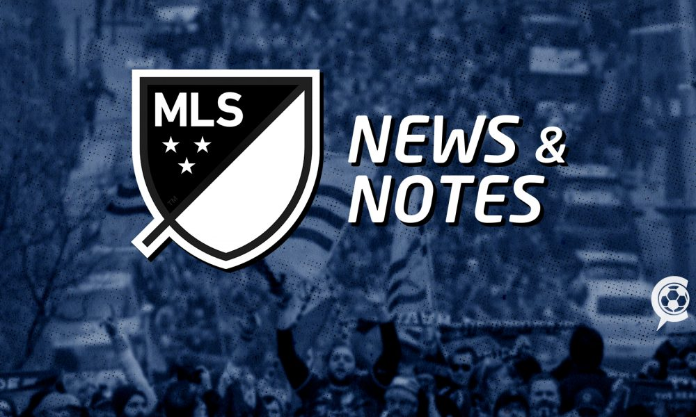 MLS News and Notes: MLS is Back starts and a moment for Black Lives Matter - Cincinnati Soccer Talk