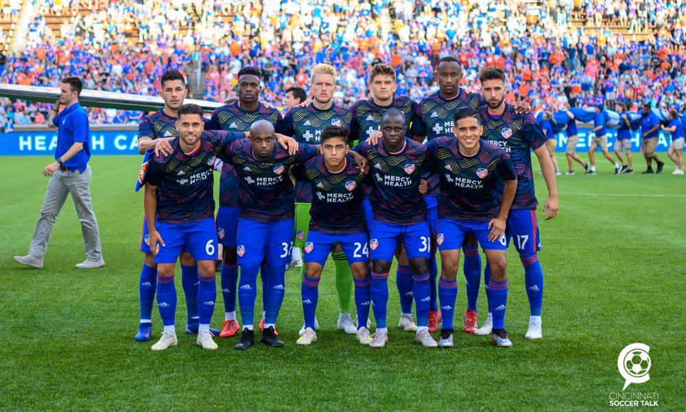 Player Ratings: FC Cincinnati vs  LA Galaxy - Cincinnati