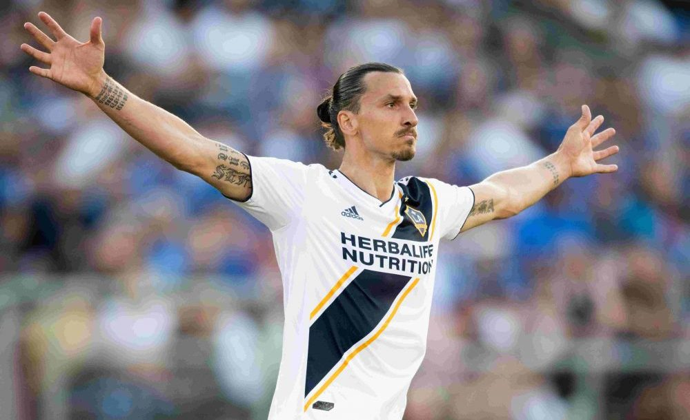 Even with Zlatan, Galaxy living in the past