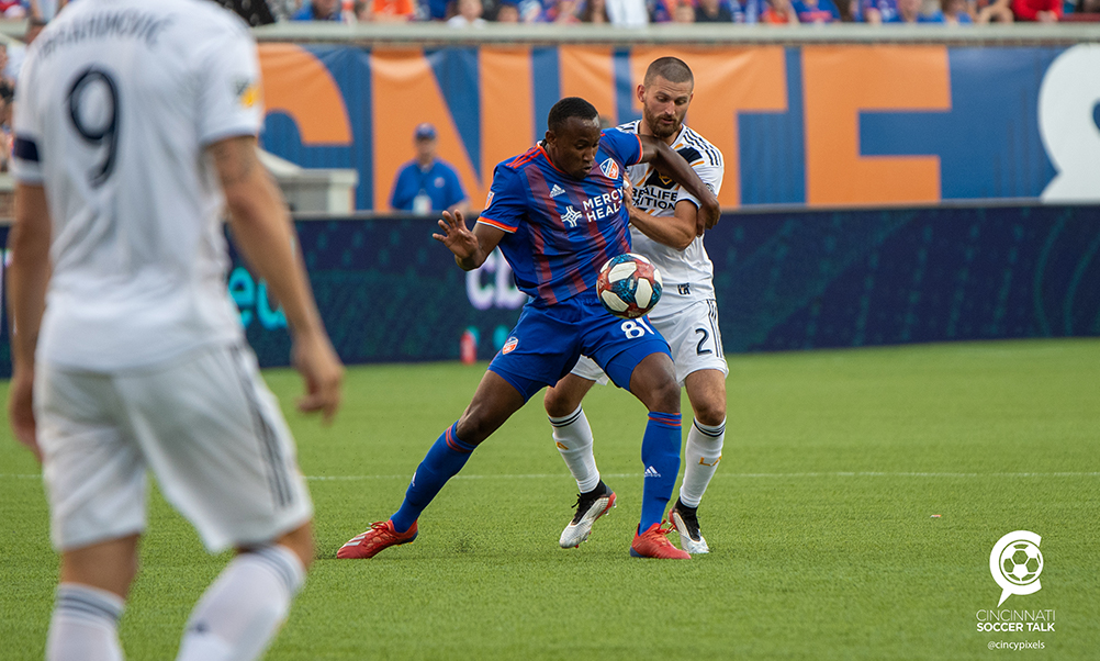 FC Cincinnati gets needed help vs. Dynamo