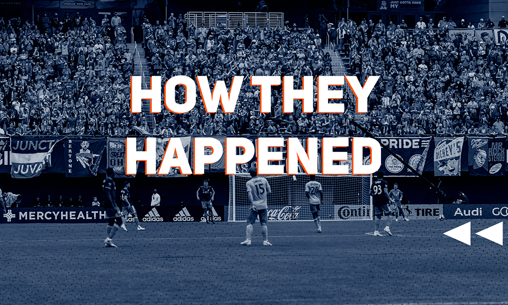 How They Happened: A look at the goals in FC Cincinnati's trip to Dallas