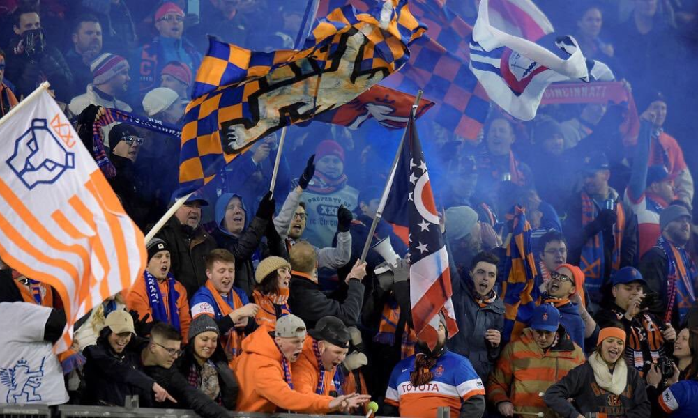 Patience required as FC Cincinnati supporters grow into the West End - Cincinnati Soccer Talk